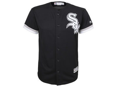 Chicago White Sox Majestic MLB Youth Blank Replica Jersey