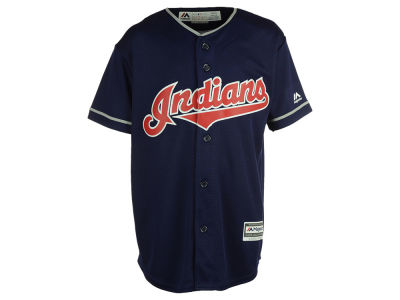 Cleveland Indians MLB Youth Blank Replica Jersey