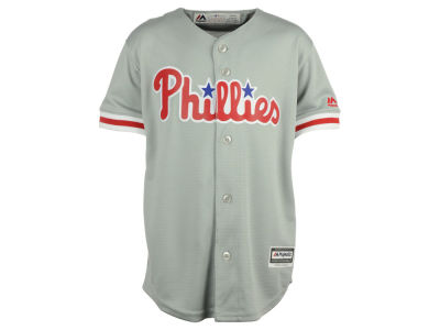 Philadelphia Phillies MLB Youth Blank Replica Jersey