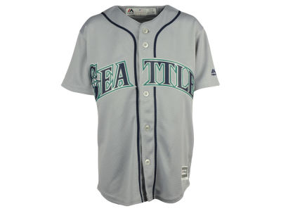 Seattle Mariners MLB Youth Blank Replica Jersey