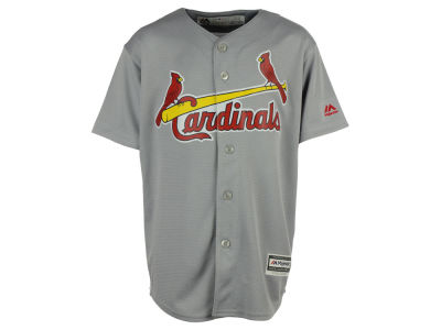 St. Louis Cardinals MLB Youth Blank Replica Jersey
