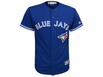 Toronto Blue Jays MLB Youth Blank Replica Jersey