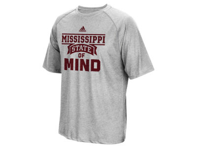 Mississippi State Bulldogs adidas NCAA Men's Sideline Swagger T-Shirt
