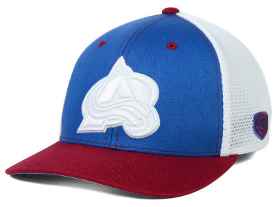 Colorado Avalanche Old Time Hockey NHL Change Up Flex Hat
