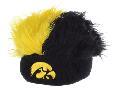 Iowa Hawkeyes Flair Hair Knit