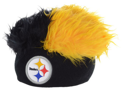 Pittsburgh Steelers Flair Hair Knit
