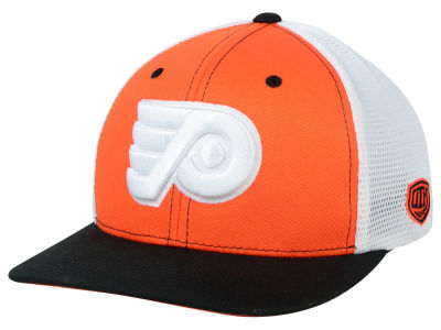 Philadelphia Flyers Old Time Hockey NHL Change Up Flex Hat