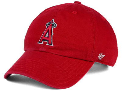 Los Angeles Angels '47 MLB Kids '47 CLEAN UP Cap