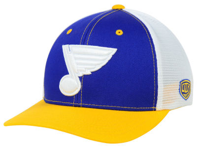 St. Louis Blues Old Time Hockey NHL Change Up Flex Hat