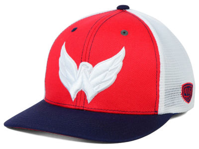 Washington Capitals Old Time Hockey NHL Change Up Flex Hat