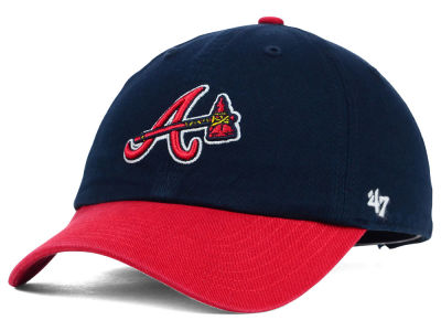 Atlanta Braves '47 MLB Kids '47 CLEAN UP Cap