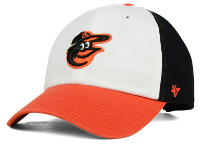 Baltimore Orioles '47 MLB Kids '47 CLEAN UP Cap