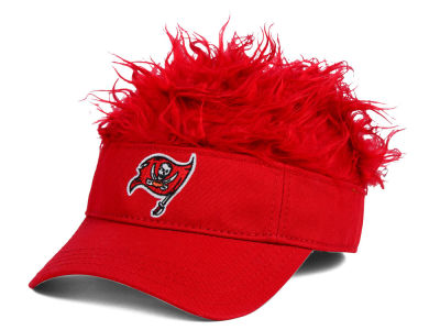 Tampa Bay Buccaneers Flair Hair Visor