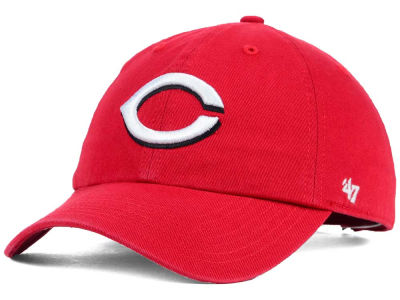 Cincinnati Reds '47 MLB Kids '47 CLEAN UP Cap