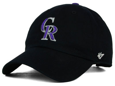 Colorado Rockies '47 MLB Kids '47 CLEAN UP Cap