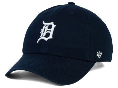 Detroit Tigers '47 MLB Kids '47 CLEAN UP Cap