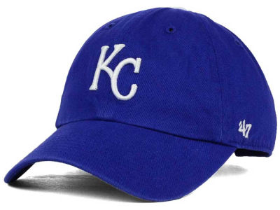 Kansas City Royals '47 MLB Kids '47 CLEAN UP Cap