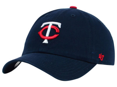 Minnesota Twins '47 MLB Kids '47 CLEAN UP Cap