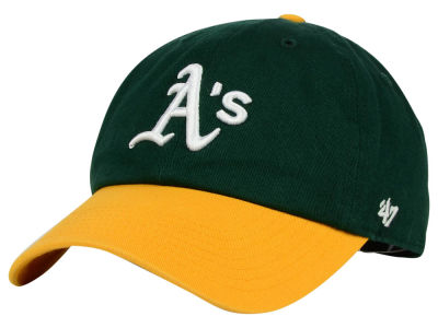 Oakland Athletics '47 MLB Kids '47 CLEAN UP Cap