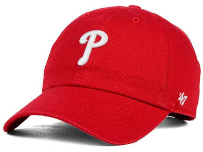 Philadelphia Phillies '47 MLB Kids '47 CLEAN UP Cap