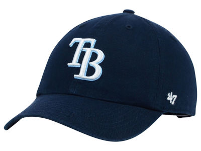 Tampa Bay Rays '47 MLB Kids '47 CLEAN UP Cap