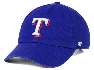Texas Rangers '47 MLB Kids '47 CLEAN UP Cap