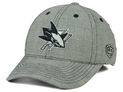 San Jose Sharks Old Time Hockey NHL Dapper Flex Hat