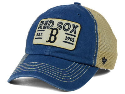 Boston Red Sox '47 MLB Goin Yard Mesh '47 CLEAN UP Cap
