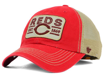 Cincinnati Reds '47 MLB Goin Yard Mesh '47 CLEAN UP Cap