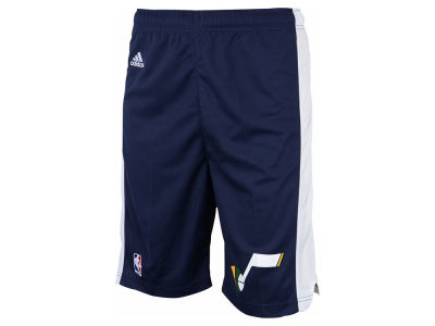 Utah Jazz NBA Youth Replica Shorts