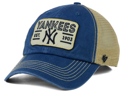 New York Yankees '47 MLB Goin Yard Mesh '47 CLEAN UP Cap