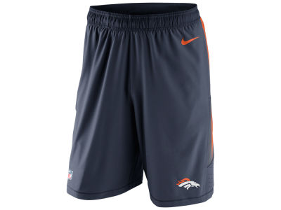 Denver Broncos Nike NFL Men's Speed Vent Shorts