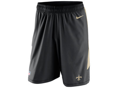 New Orleans Saints Nike NFL Men's Speed Vent Shorts