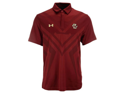 Boston College Eagles Under Armour NCAA Men's Scout Polo Shirt