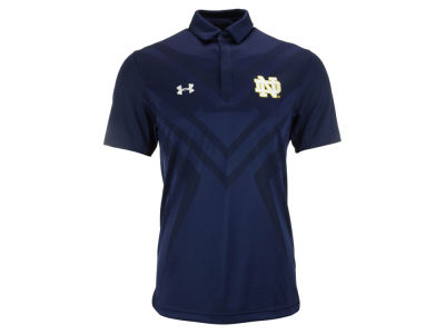 Notre Dame Fighting Irish Under Armour NCAA Men's Scout Polo Shirt