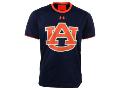 Auburn Tigers Under Armour NCAA Mens Huddle T-Shirt