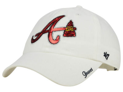 Atlanta Braves '47 MLB Dazzler CLEAN UP Cap