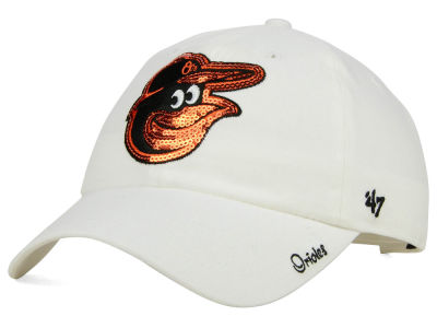 Baltimore Orioles '47 MLB Dazzler '47 Clean Up Cap