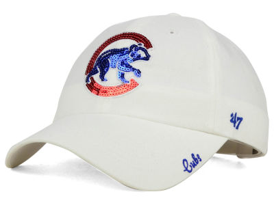 Chicago Cubs '47 MLB Dazzler '47 Clean Up Cap