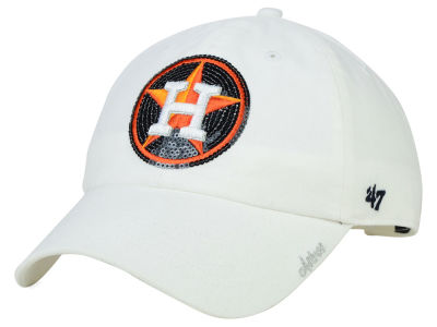 Houston Astros '47 MLB Dazzler '47 Clean Up Cap