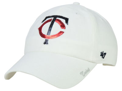 Minnesota Twins '47 MLB Dazzler '47 Clean Up Cap