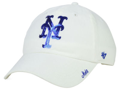 New York Mets '47 MLB Dazzler '47 Clean Up Cap