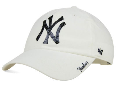 New York Yankees '47 MLB Dazzler '47 Clean Up Cap