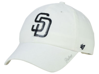 San Diego Padres '47 MLB Dazzler '47 Clean Up Cap