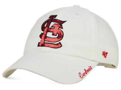 St. Louis Cardinals '47 MLB Dazzler '47 Clean Up Cap