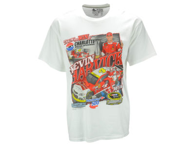 Kevin Harvick NASCAR Men's Nationwide Charlotte Win T-Shirt