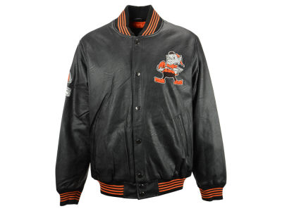 Cleveland Browns GIII NFL Men's Knuckleball Jacket