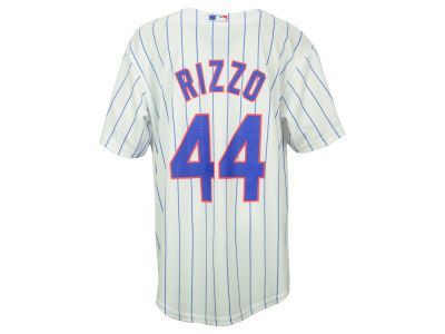 Chicago Cubs Anthony Rizzo MLB Youth Player Replica CB Jersey