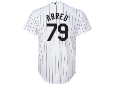 Chicago White Sox Jose Abreu MLB Youth Player Replica Cool Base Jersey