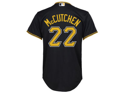 Pittsburgh Pirates Andrew McCutchen Majestic MLB Youth Player Replica CB Jersey